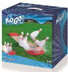 H2OGO Vand Glidebane 549cm ''Speed Ramp Bowling''