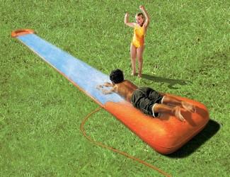 H2OGO Vand Glidebane 549cm ''Speed Ramp Single''