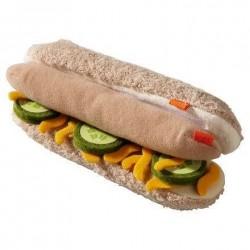 Haba legemad hotdog