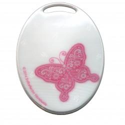 Hængerefleks fra Softreflector - Butterfly Pink