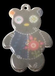 Hængerefleks fra Softreflector - TeddyBear