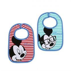 Hagesmæk Med Disney Mickey Mouse 2-pak