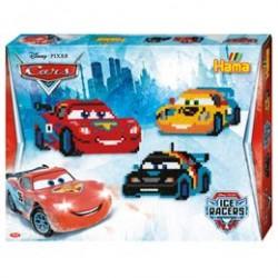 Hama gaveæske - Disney Pixar Cars - 4000 stk.