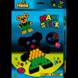 Hama maxi stick bamse