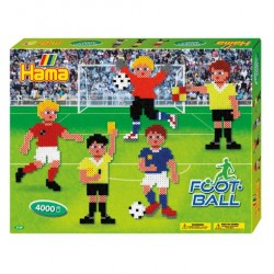 Hama Midi Fodbold gaveæske