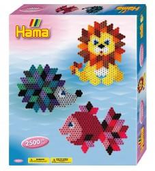 Hama Midi Gaveæske - Diamant Dyr