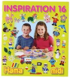 Hama Midi Inspirationsbog - Nr 16