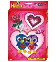 Hama Midi Pakke - Love