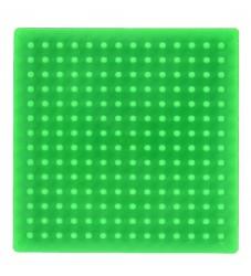 Hama Midi Perleplade - Grøn Lille Firkant