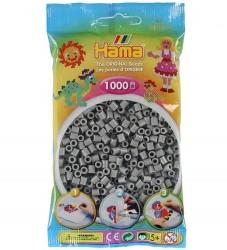 Hama Midi Perler - 1000 stk - Grå