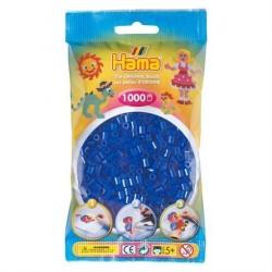 Hama Midi Perler 1000 stk. Neon Blå 207-36