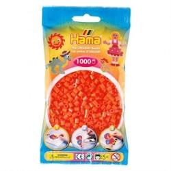 Hama Midi Perler 1000 stk. Orange 207-04