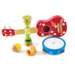 Hape musikinstrumenter - Mini Band