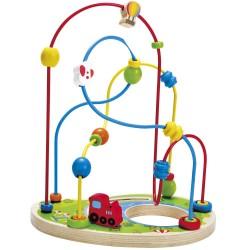 Hape perle-labyrint - Playground Pizzaz