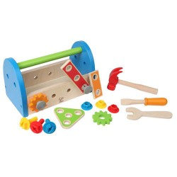 Hape værktøjskasse - Fix It Tool Box