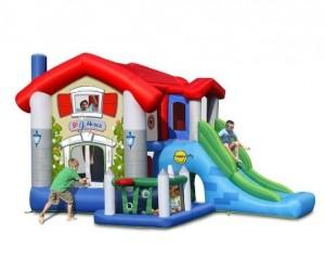 Happy Hop Bouncy House Udeleg