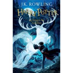 Harry Potter og fangen fra Azkaban - Harry Potter 3 - Indbundet