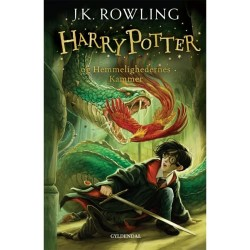 Harry Potter og Hemmelighedernes Kammer - Harry Potter 2 - Indbundet