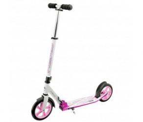 HEAD Urban 205 - Løbehjul med 205mm hjul til børn og voksne - Pink/Hvid