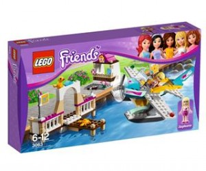 Heartlake flyveskole - 3063 - LEGO Friends