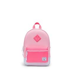 Herschel Heritage Kids-Peony/Neon Pink/Ballad Blue Pastel C