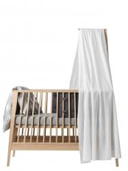 Himmel til babyseng Linea by Leander (Hvid)