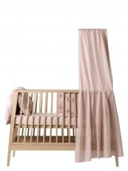 Himmel til babyseng Linea by Leander (Soft pink)