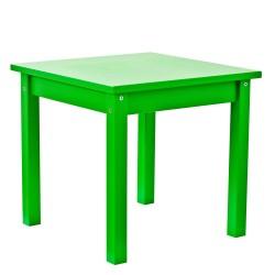 Hoppekids børnebord - Mads - Grøn