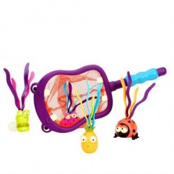 Hubba Flodhest Fiskesæt fra B Toys