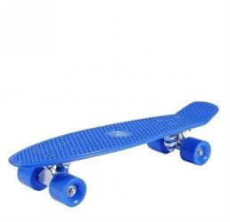 Hudora Retro Skateboard - Blå
