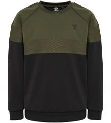 Hummel Active Sweatshirt - Kane - Olive Night