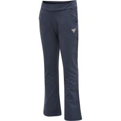 Hummel bukser Emma - Ombre Blue