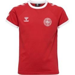 Hummel DBU T-shirt - Rød