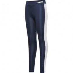 Hummel Felicia Tights Leggings - Blå