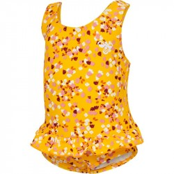 Hummel Filippa swimsuit golden rod