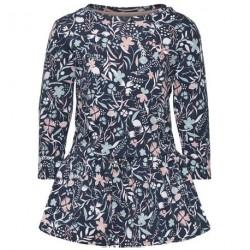 Hummel Hattie baby kjole - Blå/Rosa