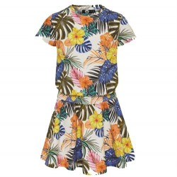 Hummel Johanne kjole - Blomster