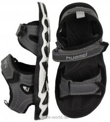 Hummel Sandaler - Sandal Sport Jr - Grå