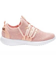 Hummel Sko - HMLJump Jr - Coral Pink