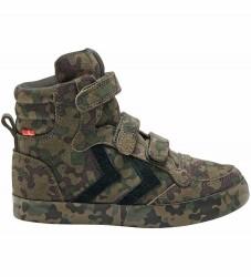 Hummel Sko - HMLStadil Camo Jr - Camouflage