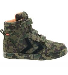 Hummel Sko - Stadil Camo Jr - Camouflage