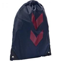 Hummel sportstaske - Blå/Rød