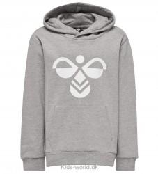 Hummel Sweatshirt - Cool - Gråmeleret m. Logo