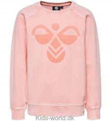 Hummel Sweatshirt - Pop - Rosa