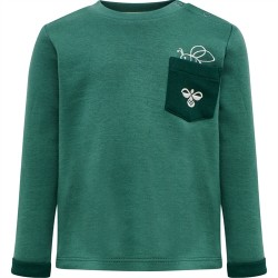 Hummel T-shirt Hugo - Blue Spruce