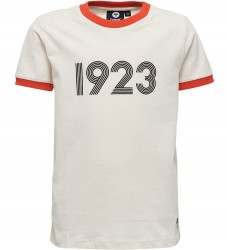 Hummel T-shirt - Marty - Offwhite