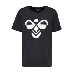 Hummel T-shirt Palm - Sort