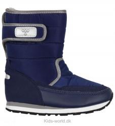 Hummel Vinterstøvler - Reflex Winter Boot Jr - Peacoat