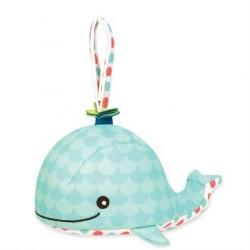 Hval med lys og lyd Glowzzzs Whale fra B Toys