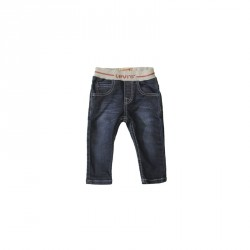Indigo - Jeans Baby fra Levis - Elastik i taljen